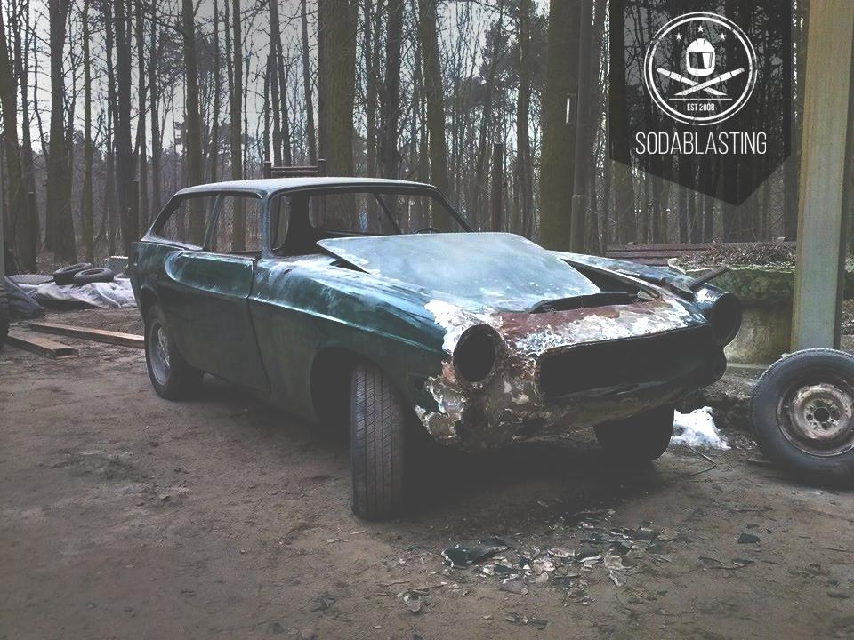 Volvo 1800ES z 1973 roku!
